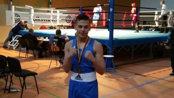 Gold und Silber für KSL Boxer bei den Landesmeisterschaften