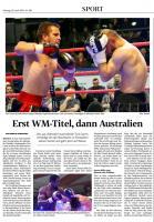 Bericht zum Kampftag am 28.04.18 in Adendorf