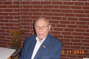 Ehrenpräsident Horst Becker