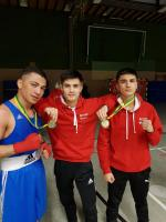 Ali Hasan, Faisal und Majid Qorbani